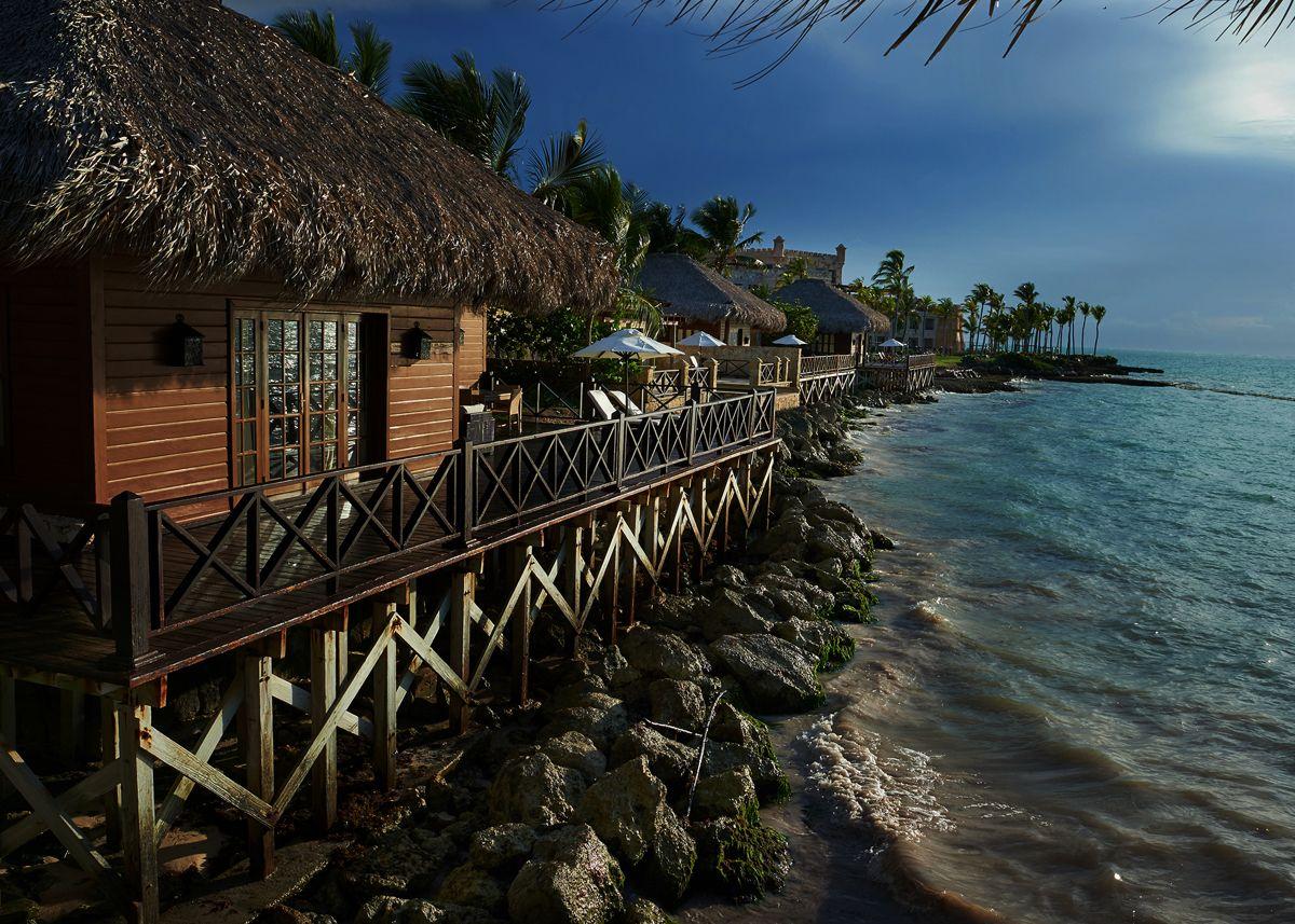 Ocean front suite, Luxury Village, Cap Cana