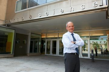 U of T President  Meric Gertler