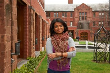 Jothi Shanmugam, University of Toronto