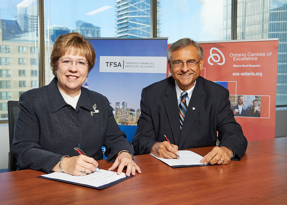 TFSA OCE partnership
