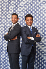 Sandeep & Ray Gupta, Sunray Group