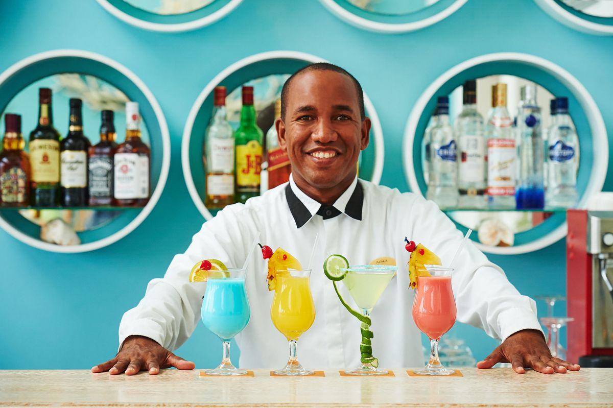 Cap Cana DR, AlSol Del Mar,  La Vista Lobby & Veranda Lounge, Luxury Resort photography
