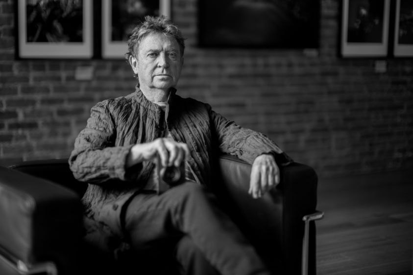 Andy Summers, Photographer, Musician, Singer-Songwriter-Producer.
