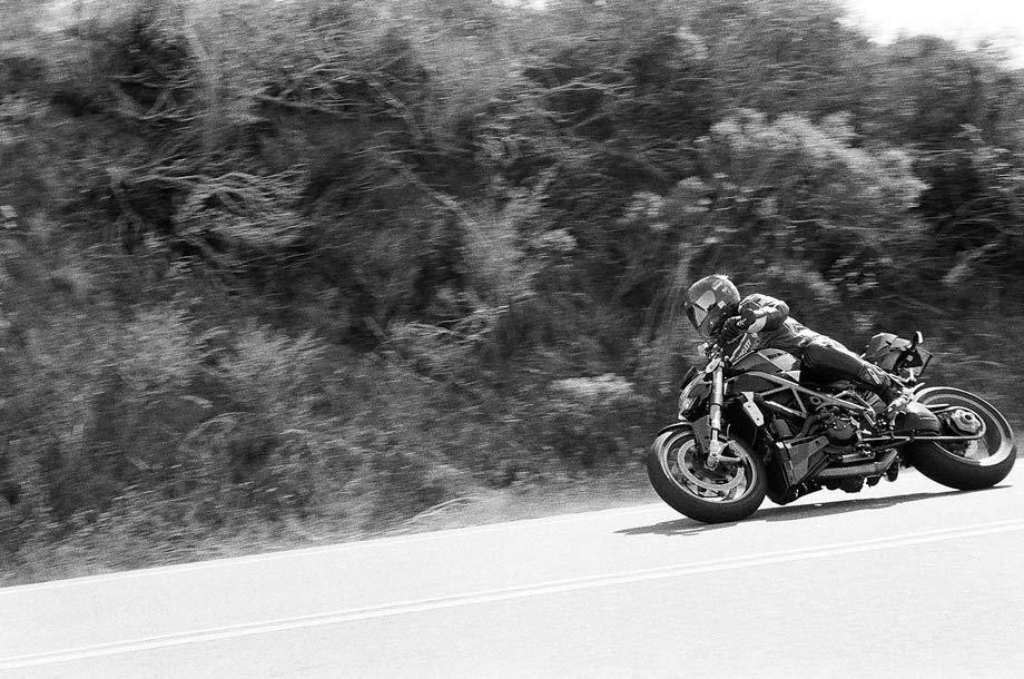 Michael Moore, Ducati Rider Portraits.