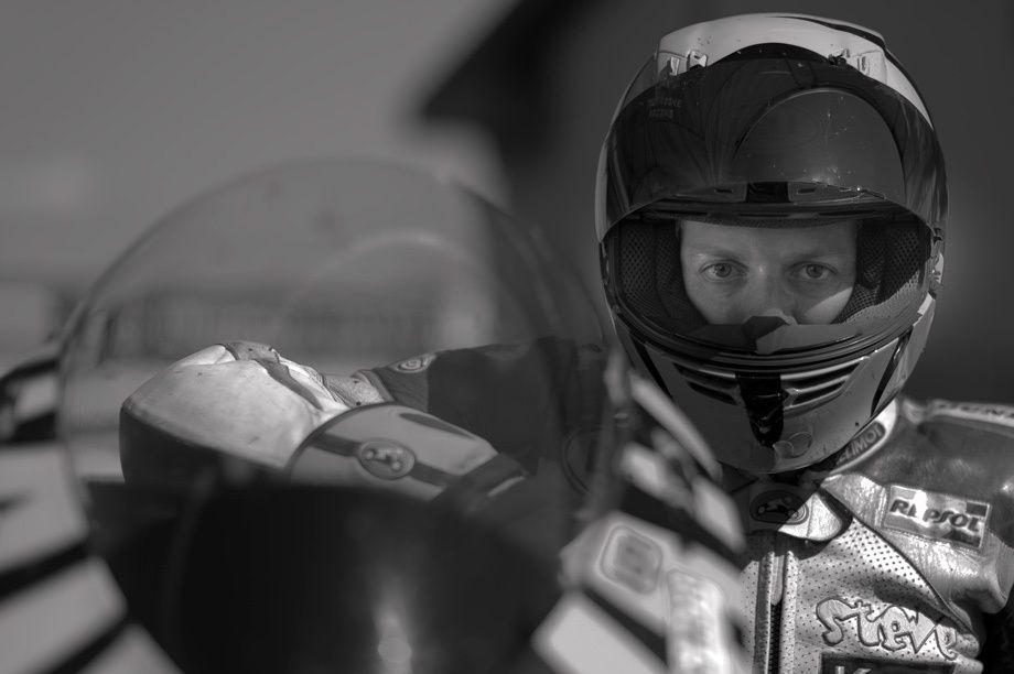 Steve Metz, Ducati Rider Portraits.