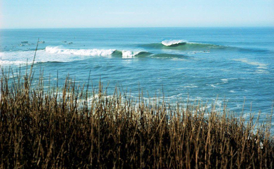 Mavericks surf contest, Half Moon Bay, CA