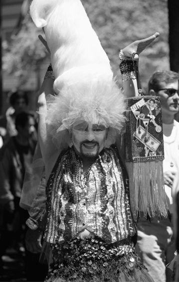 Pride Parade Participant, San Francisco, CA