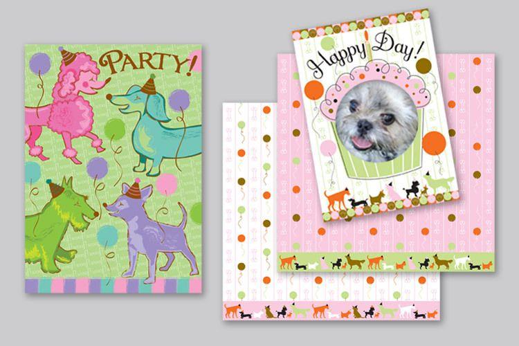LaurelLaneDesign Dog Birthday Party
