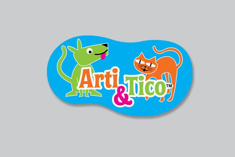 Arti & Tico Logo