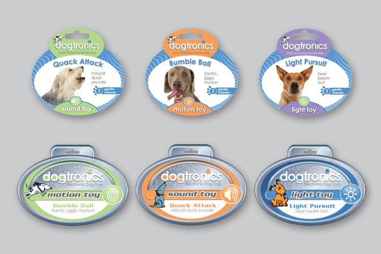 Dogtronics Packaging Concepts