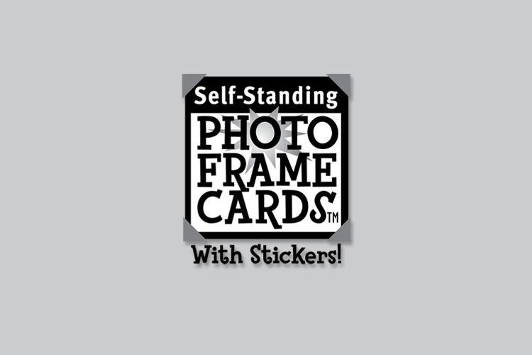 Photo Frame Card Logo