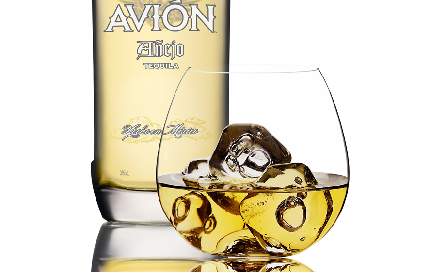 Avion Tequila advert, santa fe photographer Herschel Mair