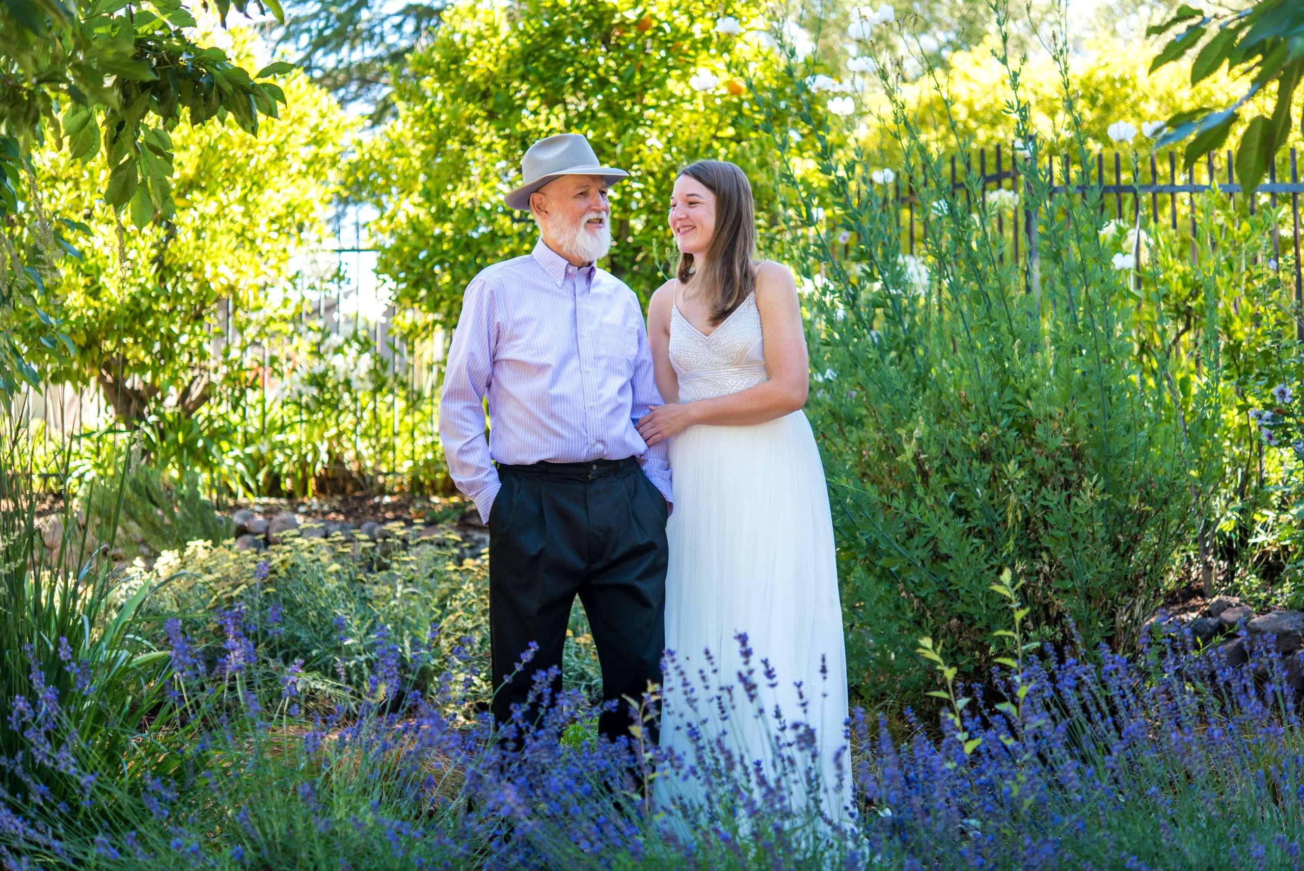 Bride & Dad