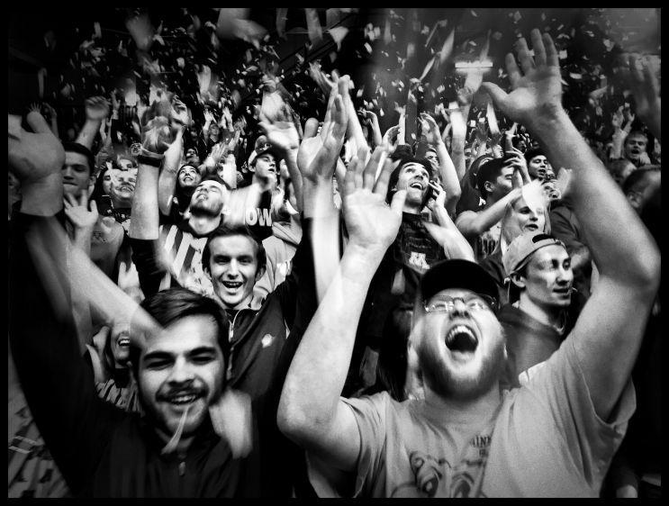 Minnesota Gopher fans.