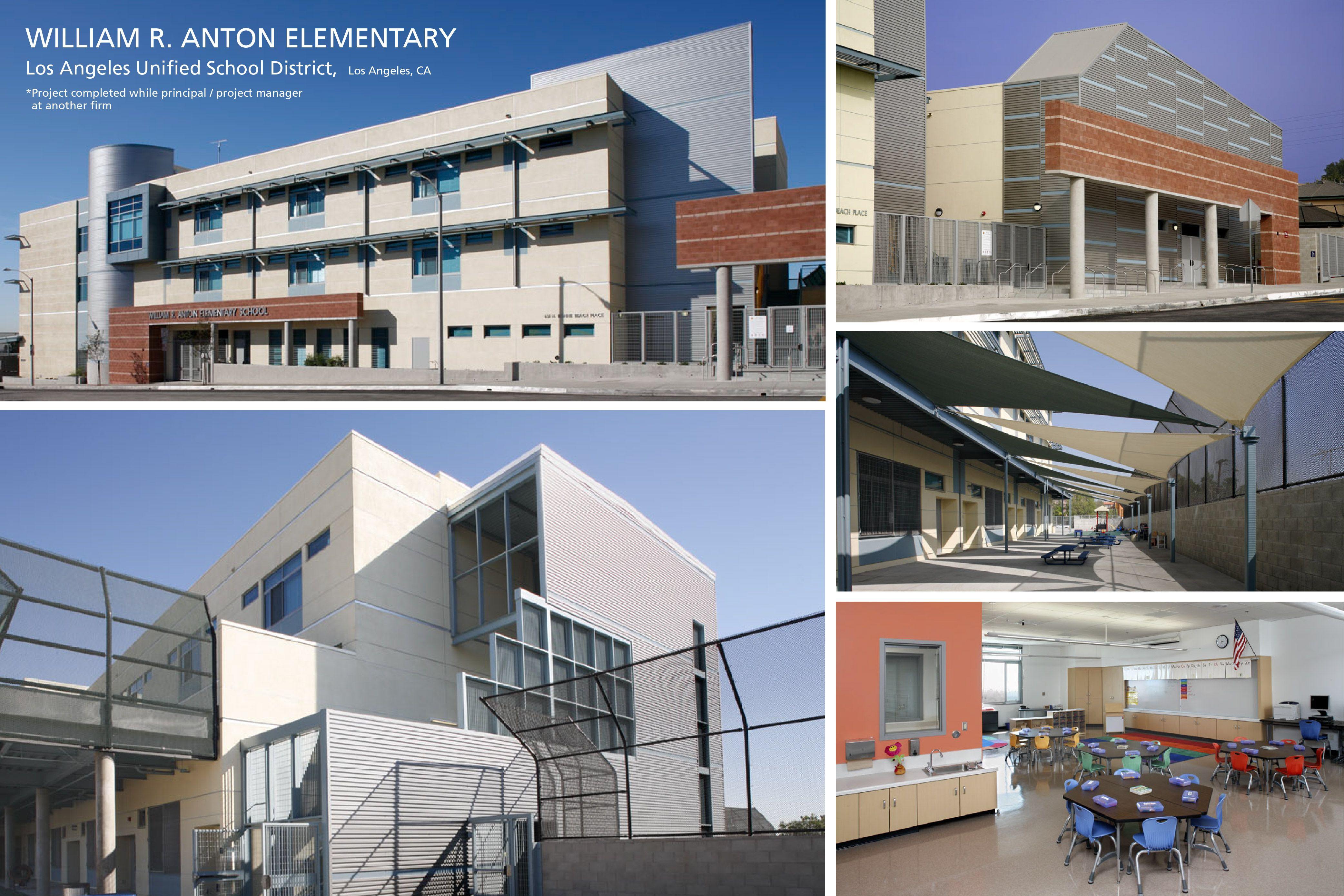 Anton Elementary School