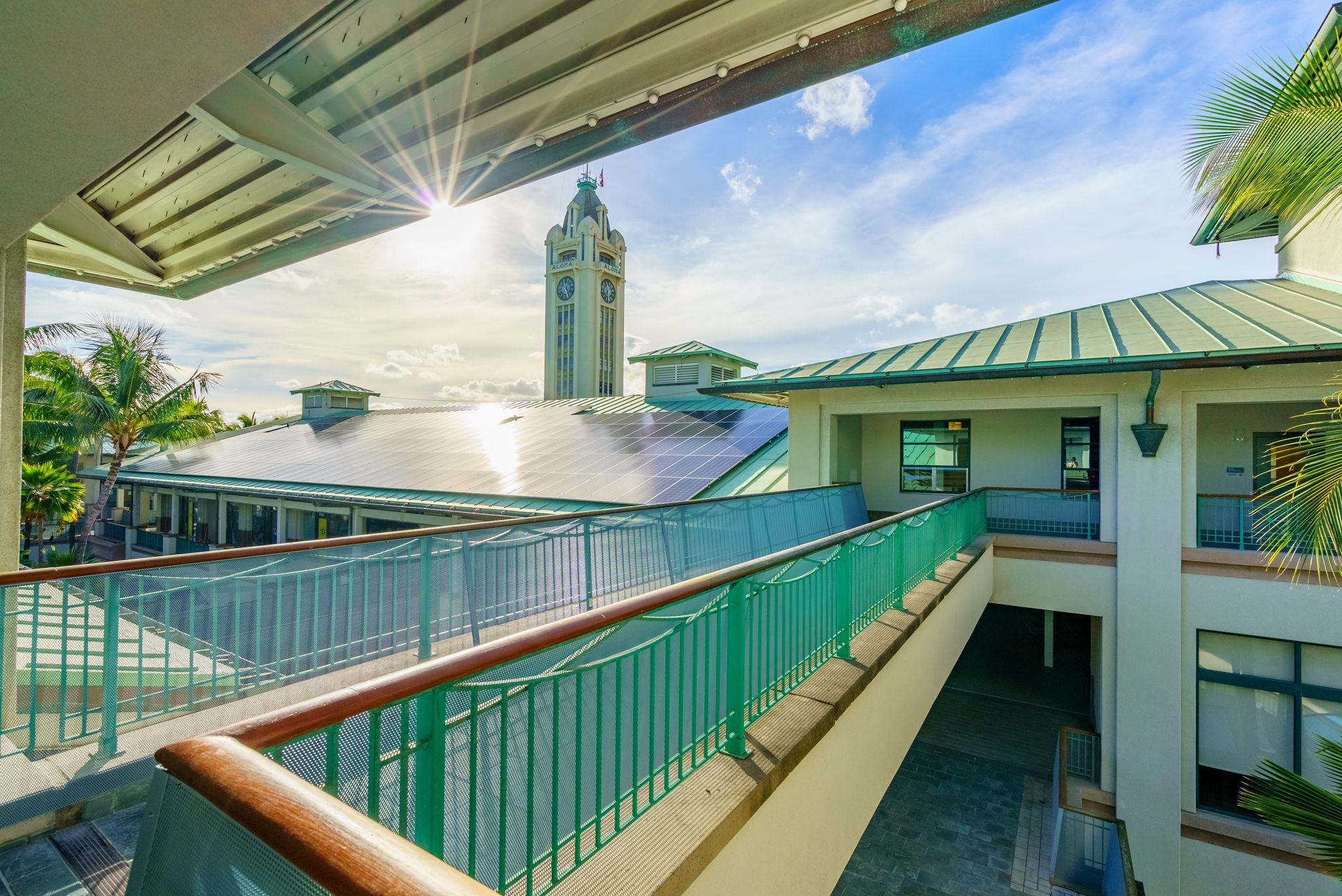 HPU- Aloha Tower Marketplace Dormitory Retrofit