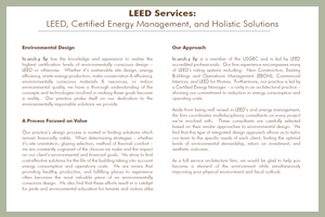 LEED Services