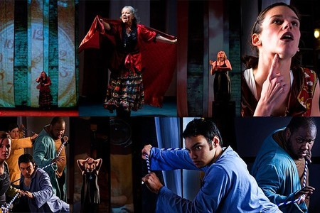 cleveland public theatre presents Two Plays by Gao Xingjian