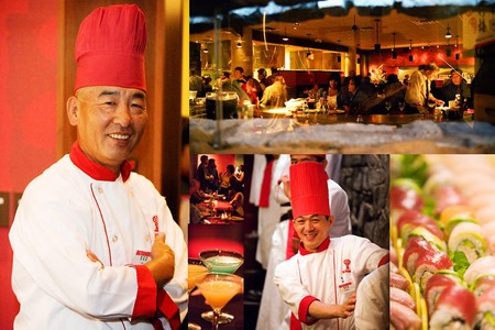 Benihana, Japanese Steakhouse Restaurant , © steve_wagner_photography, Beachwood, Ohio
