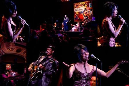Cleveland Tri-C Jazz-Fest, cleveland music, creative portaits Neena Freelon, jason miles
