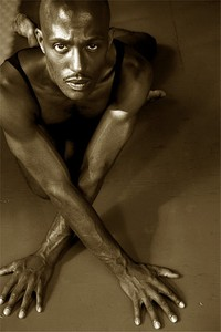 Michael Medcalf: dancer and founder of Cleveland Contemporary Dance Theater