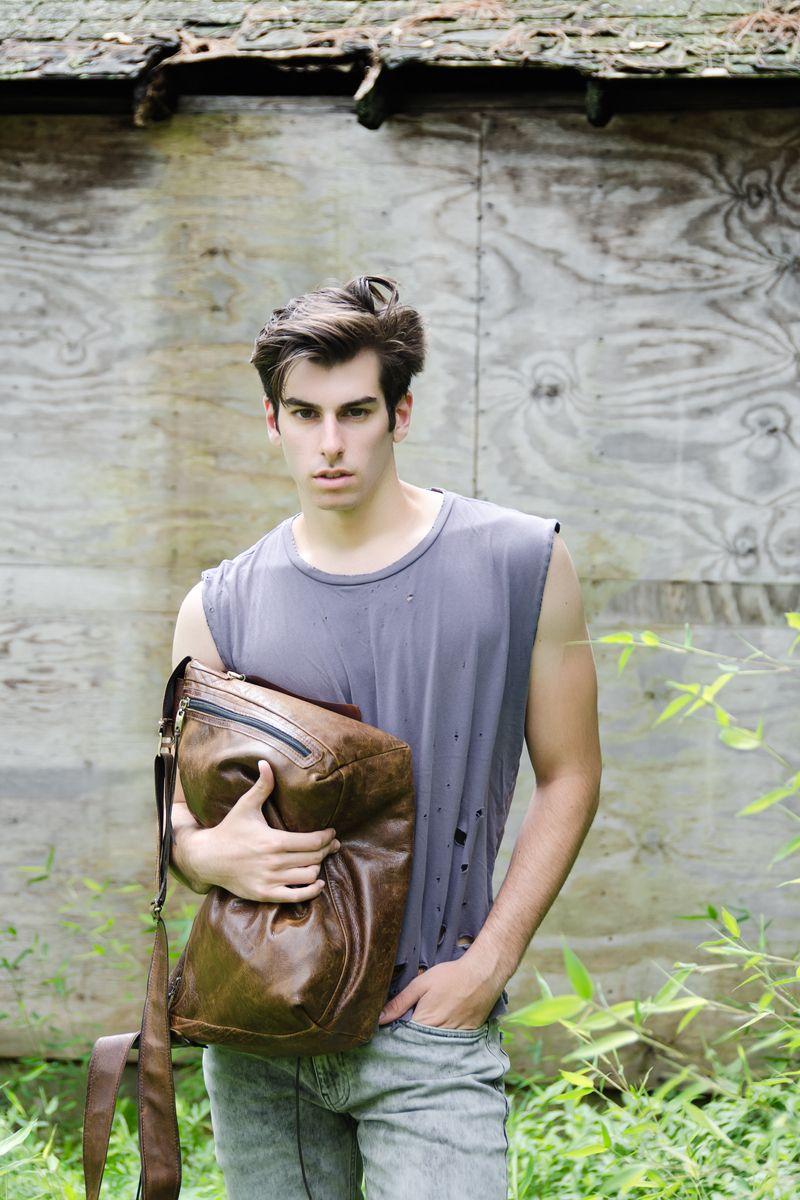 Model: Vin WickStyling: Michael DeLuca