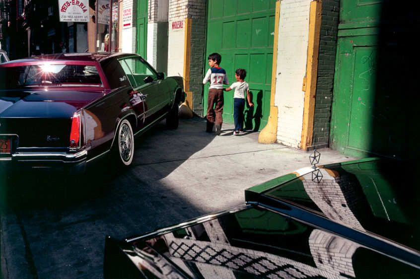 Eldorado,  New York, NY 1983