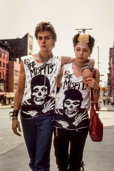 The Misfits, New York, NY 1981