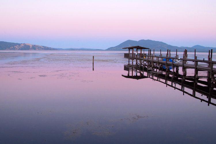 1Sunset_on_Lake