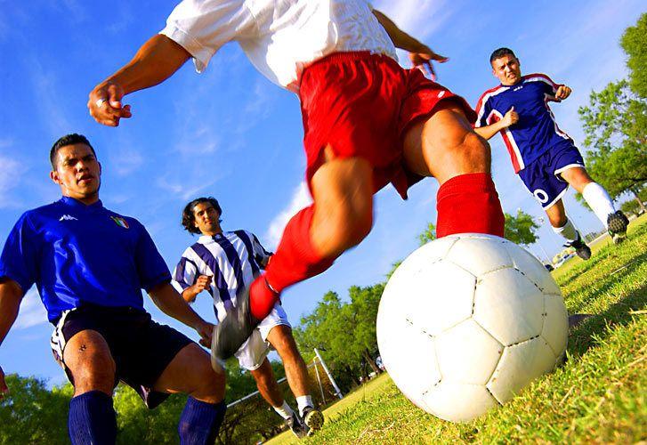Soccer dudes
