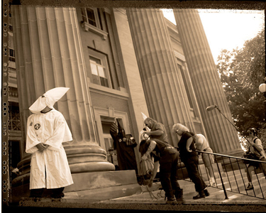 KKK in Mercer County, Pennsylvania