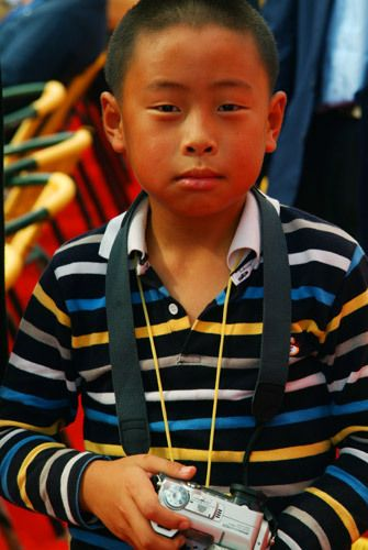 Chinese Camera Boy