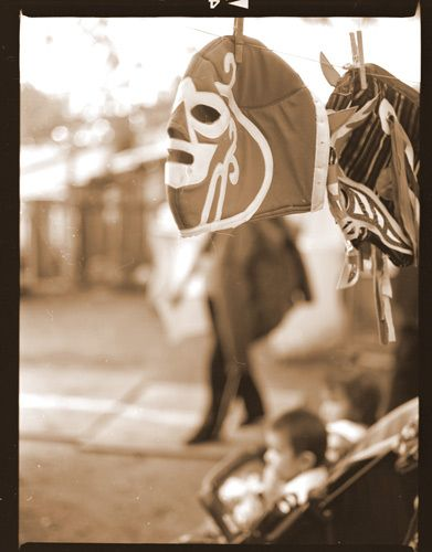 The Infamous Mask Vendor