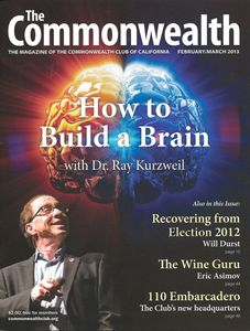 The Commonwealth, Feb/March 2013