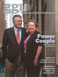 GGU Magazine, Spring 2013