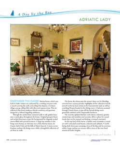 CA Home + Design, September 2008