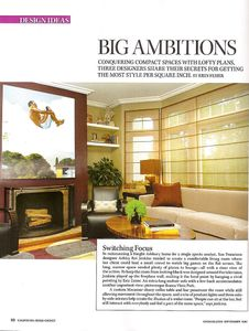 CA Home + Design, September 2007