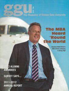 GGU Magazine, Fall 2012