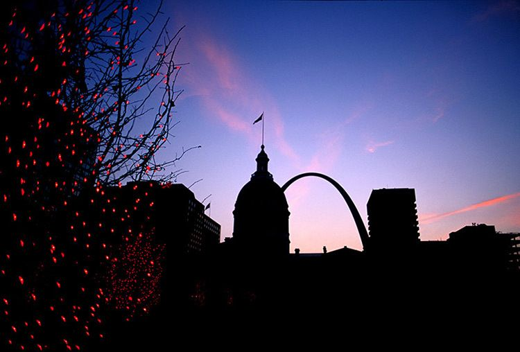 Christmas in St. Louis