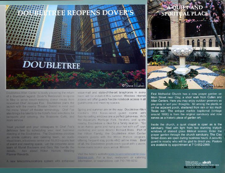 Trizec Properties newsletter