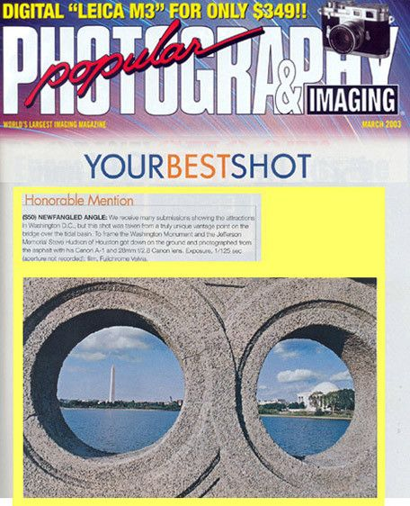 "Image in ""Your Best Shot"""