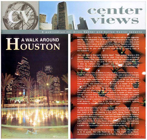 Center Views - Trizec Properties newsletter