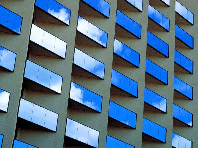 Window Reflections - Orlando, Florida