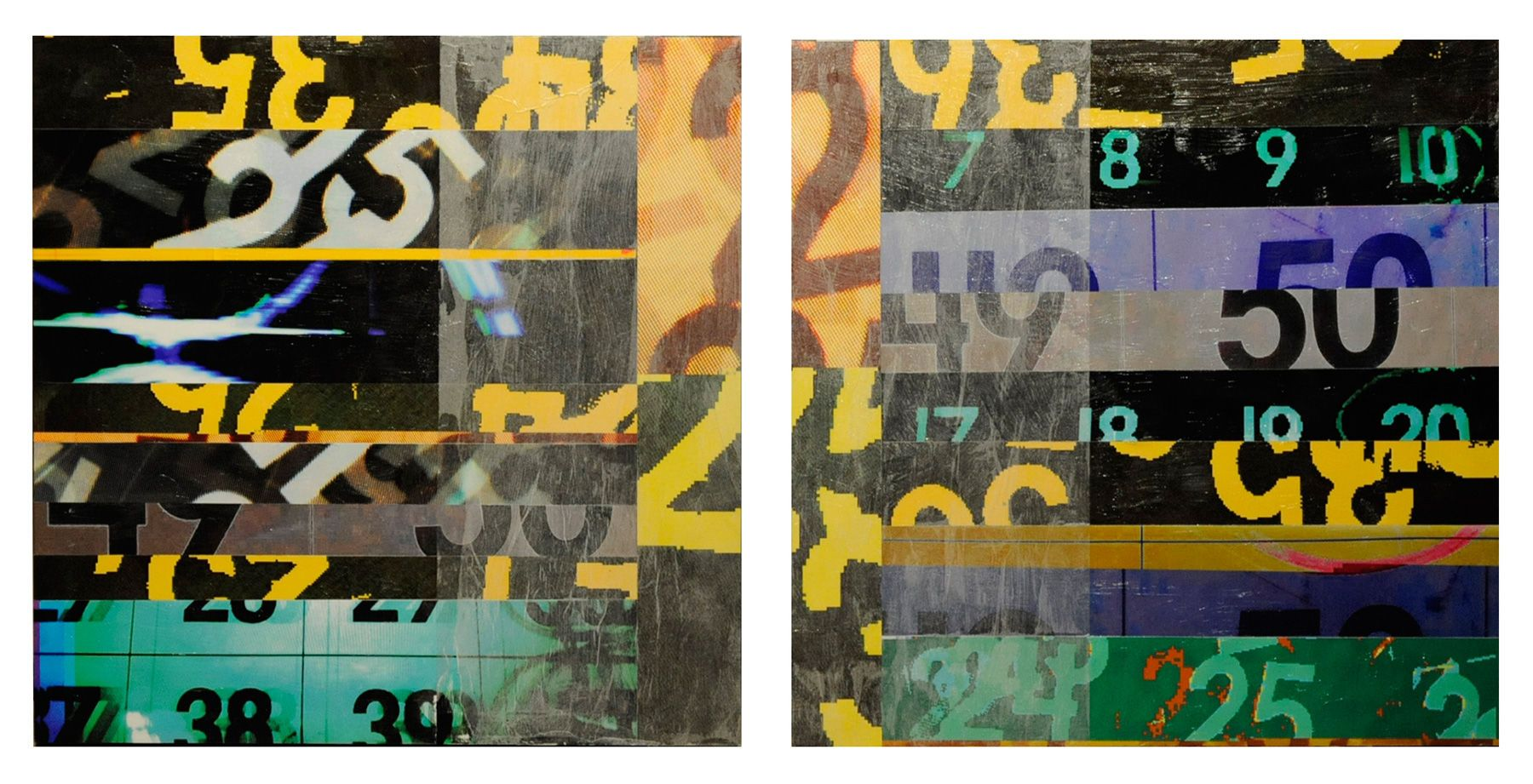 Twenty Two: Diptych