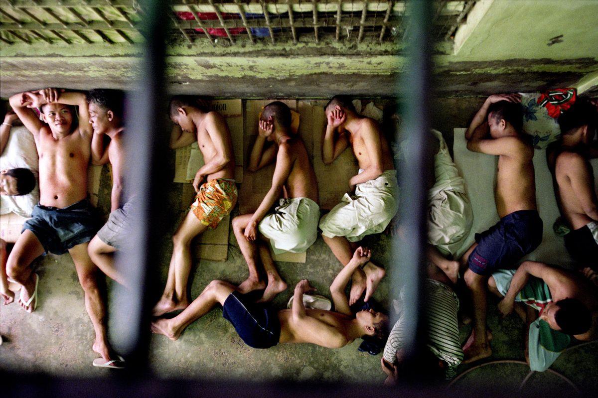 Kids Behind Bars
