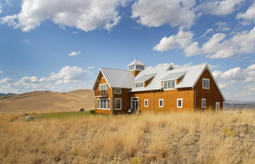 Private Residence: Montana
