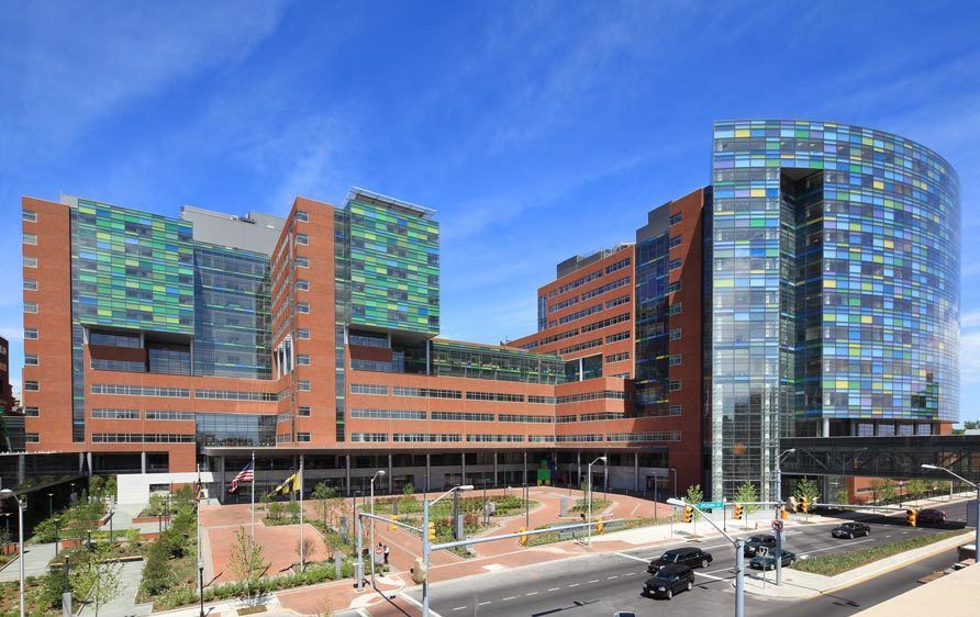 Johns Hopkins Hospital - Charlotte R. Bloomberg Children's Center