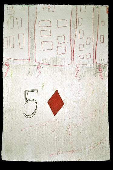 5 of Diamonds