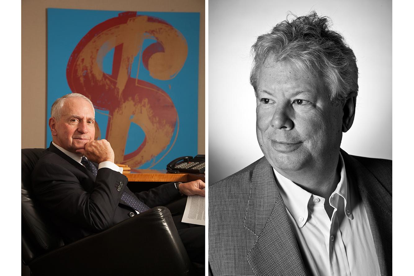 Mark Morris - Chairman at  Mark Asset Management / Richard Thayler  - Economist