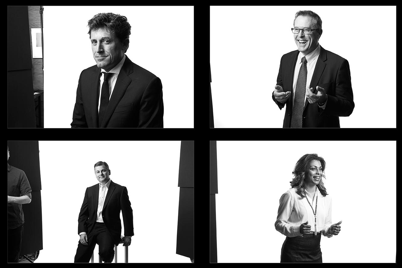 Arconic Leadership - Clockwise  - Daniel Cruise -   Global VP Europe - Glenn Garnet - CFO EPS -  Ken Giacobbe - CFO